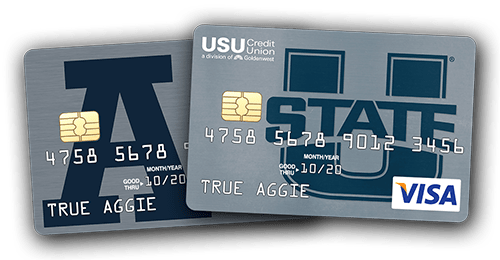 USU Credit Union Visa Credit Card
