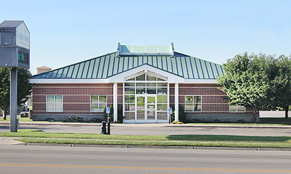 Photo of Clearfield Branch at 410 E Antelope Dr, Clearfield, UT 84015