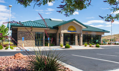 Photo of Riverside Branch at 2122 E Riverside Dr, St. George, UT 84790